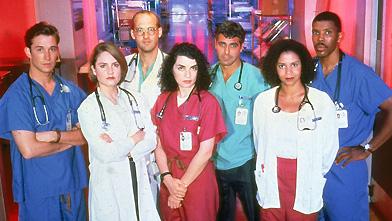 ER cast